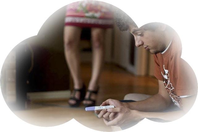 Сонник тест на беременность положительный снится женщине