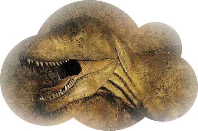 Сонник феломена гладить динозавров