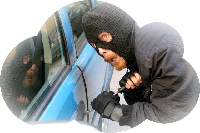 Сонник угоняют мою машину